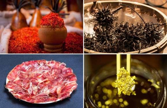 صور أغلى المكونات والمواد  الغذائية والمأكولات في العالم
