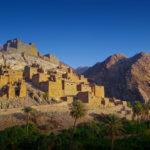 قرية ذي عين الاثرية في منطقة الباحه