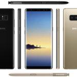 سامسونججالاكسينوت 8Samsung Galaxy Note 8