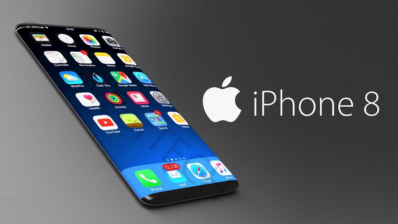 موعد إصدار ومواصفات هاتف ايفون 8 – iphone8