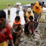 ارتفاع هائل في أعداد المسلمين الروهينجا في ميانمار الفارين من العنف
