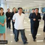 بالصور: زوجة زعيم كوريا الشمالية التي تظهر نادراً