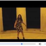 فيديو فتاة سعودية يثر ضجة واسعة