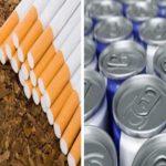 زيادة أسعار السجائر والمشروبات الغازية