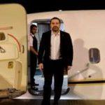 سعد الحريري يصل إلى باريس قادماً من السعودية