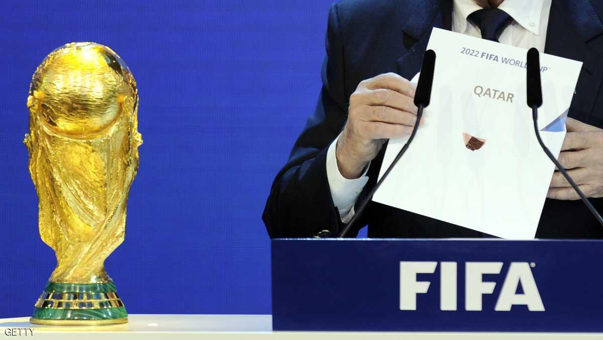 """مونديال قطر.. الكشف عن """"فضيحة الـ22 مليون دولار"""""""