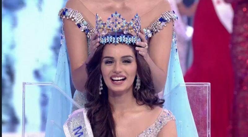 صور: مانوشي تشيلار Manushi Chhillar الهندية ملكة جمال العالم لعام 2017