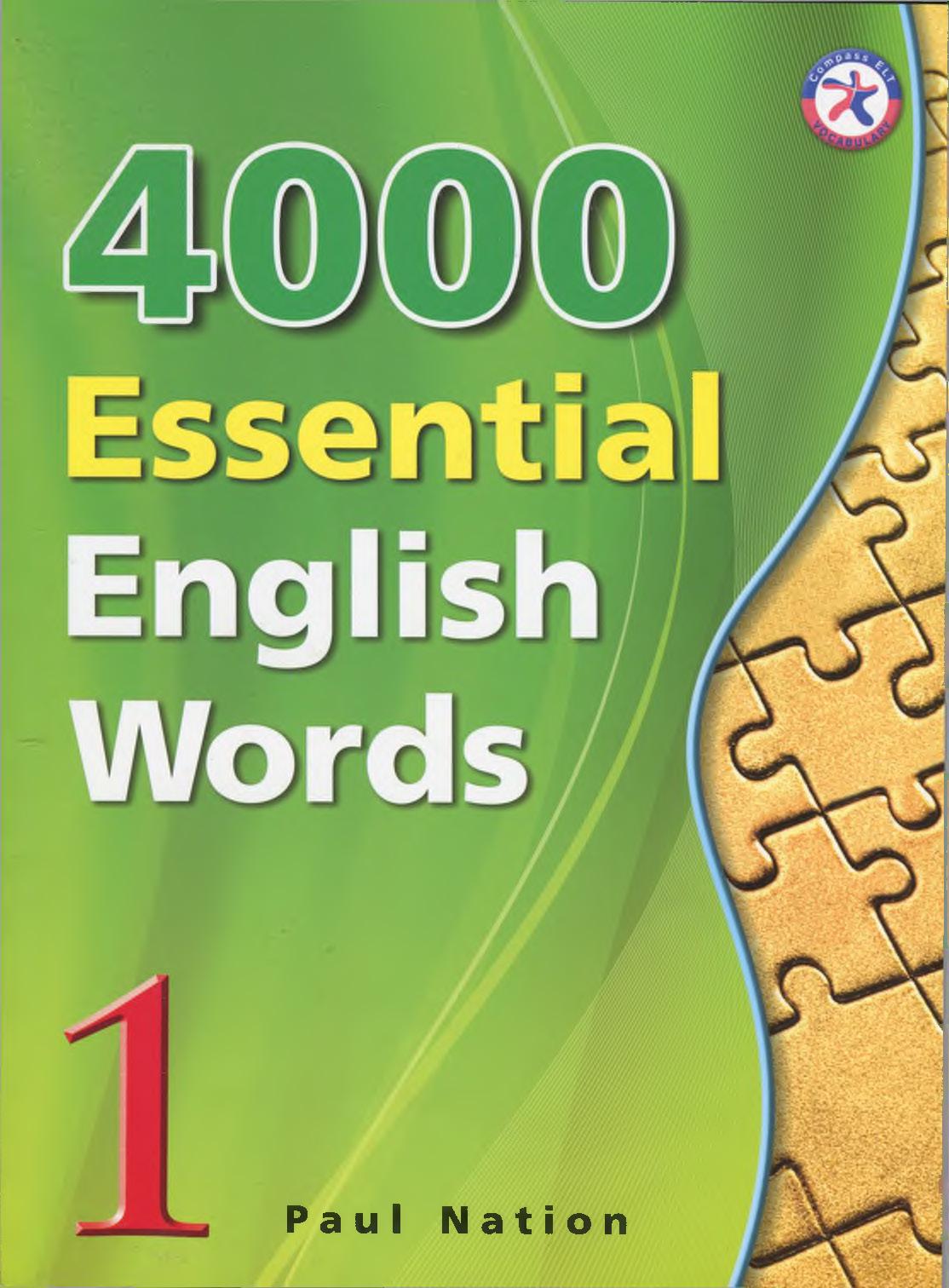 مجموعة كتب أهم الكلمات الأساسية في اللغة الإنجليزية