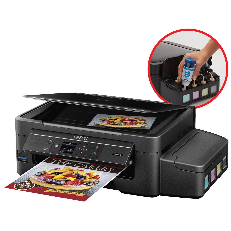 الفرق بين طابعات الليزر والحبر laser and inkjet printers