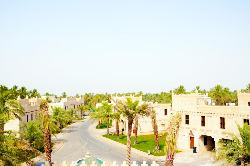 قرية دروازة النخيل للنزل السياحية بالأحساء
