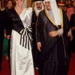 فيديو و صور نادرة لزيارة الأميرة ديانا للسعودية