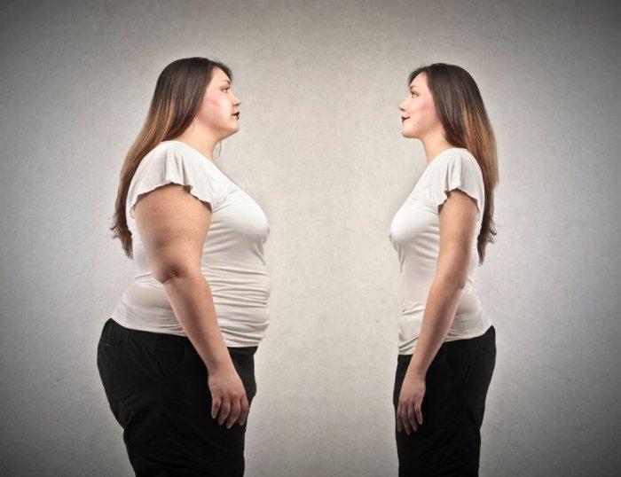 الفرق بين الدهون والسعرات الحرارية