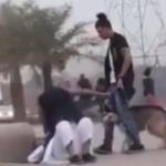 مصورة فيديو الاعتداء على شاب بالمدينة المنورة تكشف التفاصيل