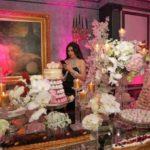 صور من احتفال هيفاء وهبي بعيد ميلادها في بيروت