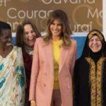 """سيدتان عربيتان ضمن الفائزات بجائزة """"المرأة الشجاعة"""" الأمريكية"""