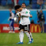 فيفا يفتح تحقيقا مع محمد صلاح بسبب مباراة السعودية