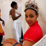 إعدام ملكة جمال بسبب بسبب ارتكابها جريمة