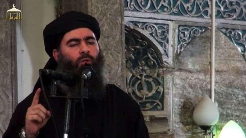 """""""خليفة الدولة الإسلامية"""" الجديد أبو إبراهيم الهاشمي القرشي"""