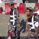 صور رائعة لرجال الأمن السعودي بالحج