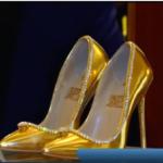 حذاء من الألماس سعره 17 مليون دولار !