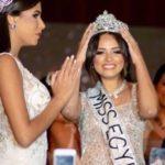 بالصور ريم رأفت تحصد لقب ملكة جمال مصر