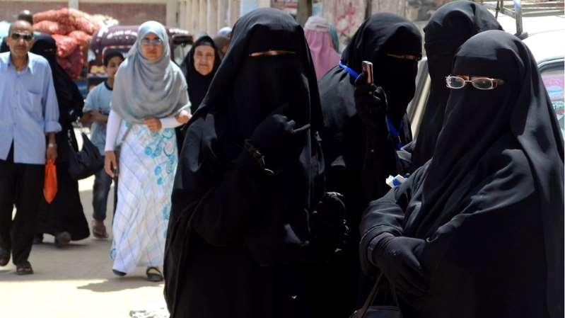 جدل في مصر بسبب قانون حظر النقاب