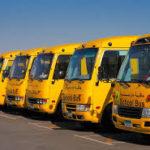 التسجيل في خدمة النقل المدرسي