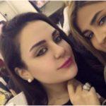 ابنة هيفاء وهبي تحرج والدتها بشدة برسالتها إلى لجين عمران