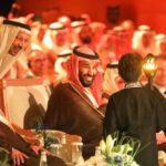 محمد بن سلمان يضع حجر الأساس لمدينة الملك سلمان للطاقة «سبارك السعودية»