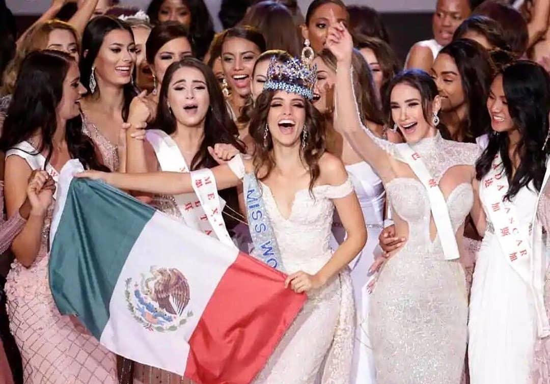 المكسيكية فانيسا بونس دي ليون ملكة جمال العالم 2018