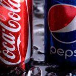 الفرق بين البيبسي والكوكاكولا