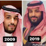 تحدي العشر سنوات تشعل مواقع التواصل محمد بن سلمان