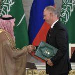روسيا والسعودية نحو زيادة عدد المشاريع الاستثمارية في 2019