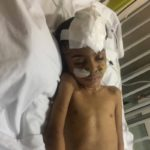 """فيديو بشع.. والد """"طفل الخميس المعنف"""" يكشف الجريمة: هذا ما فعله زوج طليقتي"""