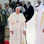 زيارة البابا فرنسيس التاريخية للإمارات