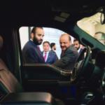 ماهي سيارة ولي عهد السعودية محمد بن سلمان.