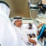 شاهد الظهور الاول لطفلي محمد عبده خالد وعالية من زوجته الفرنسية