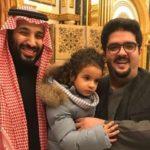 فيديو: ولي العهد ووزير الداخلية يزوران عبدالعزيز بن فهد في قصره بالرياض