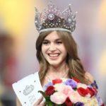 الينا سانكو ملكة جمال روسيا 2019 خلفاً لـ جوليا بولياخينا