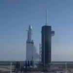 فيديو: انطلاق قمرًا سعوديًّا للفضاء