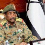 رئيس المجلس العسكري السوداني يوجه رسالة إلى مصر والسعودية وروسيا
