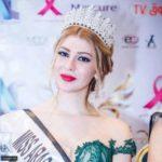 بالصور: سمارة يحيى الفائزة بلقب ملكة جمال العرب 2019