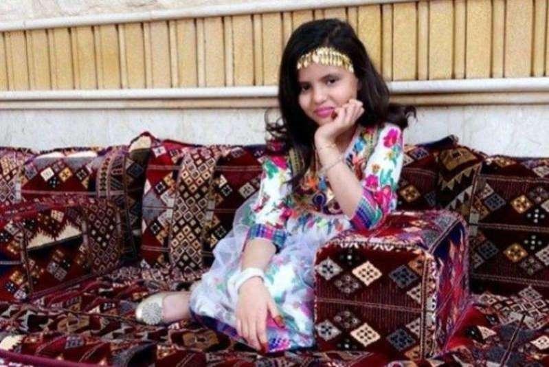 """لقطة تكشف آخر ما فعلته الطفلة دانة القحطاني نجمة """"سناب شات"""" قبل وفاتها"""