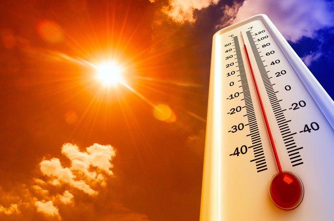 درجة الحرارة تتخطى الـ50 في بعض مناطق السعودية