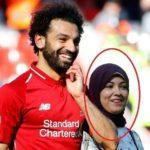 """فيديو:  زوجة محمد صلاح """"سر نجاحه"""""""