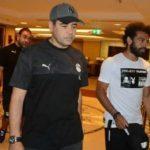 محمد صلاح يرتدي قميص عليه شعار إباحية «بلاي بوي».. وينضم لمعسكر المنتخب