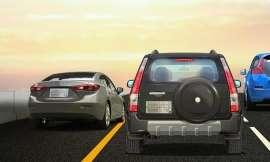 """""""المرور"""" يحذر من القيادة على أكتاف الطريق.. مخالفة مرورية وهذه قيمتها"""