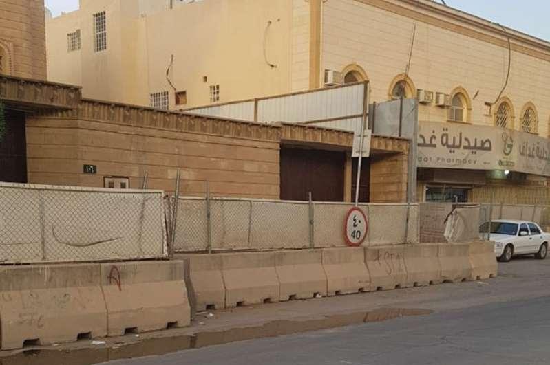 بالصور.. مواطن يتفاجأ باحتجازه داخل منزله في الرياض بـ«سجن إسمنتي»