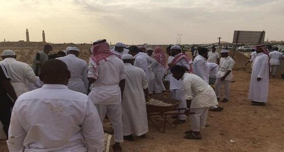 حشود باكية تُشيع ضحايا «فاجعة الرياض»