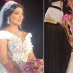 حفل زفاف الفنانة شهد الياسين